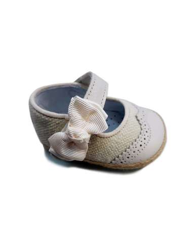BABY SHOES IN LEATHER 3852