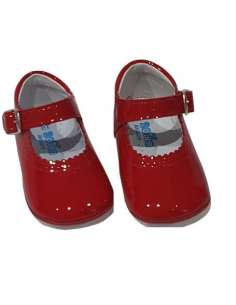 PRAM SHOES IN PATENT CITOS...