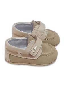 BOAT PRAM SHOES IN SUEDE...