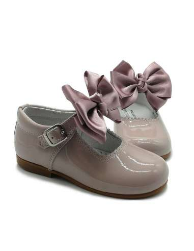 MARY JANES IN PATENT LEATHER COCOBOXI...