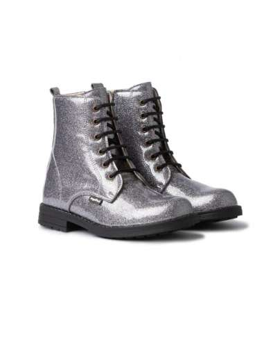 Patent Glitter Military Boot Laces...