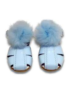 GIRLS SANDALS IN PATENT...