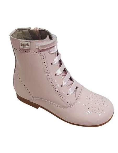 843fc7dd6f5 PASCUALAS DE PIEL CHAROL HECHAS EN ESPAÑA Tallas de calzado 19