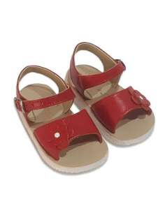 SANDALS IN LEATHER 8107
