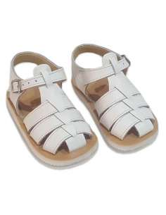 SANDALS IN LEATHER 9006