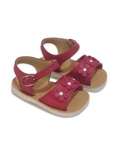 SANDALS IN LEATHER 9046