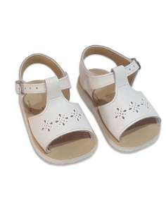 SANDALS IN LEATHER 15005