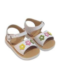 SANDALS IN LEATHER 9042 MULTY