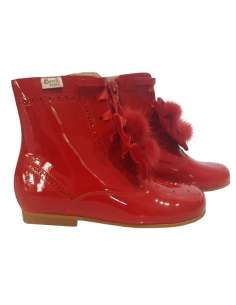 Patent boots Bambi double...