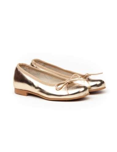 Ballerina Metallic AngelitoS 1564 gold