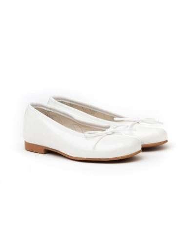 Ballerina Patent AngelitoS 1565 white