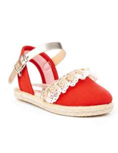 ESPADRILLES CANVAS WITH...