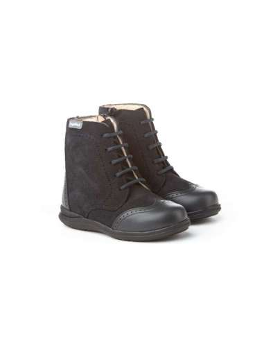 AngelitoS Boots in Leather and suede...
