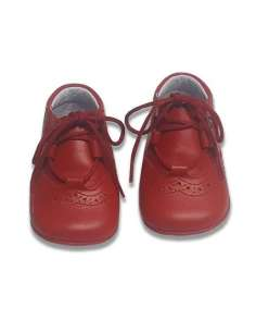 INGLESITO PRAM SHOES CITOS 1032 RED