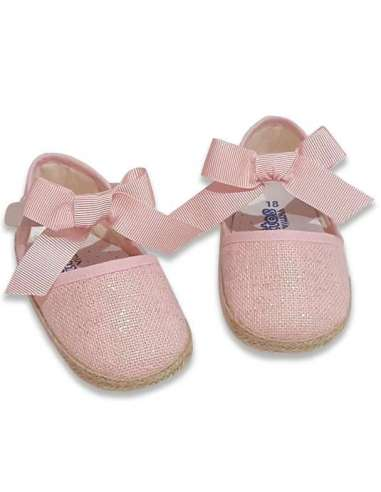 BABY CANVAS WITH BOW CITOS 3504 PINK