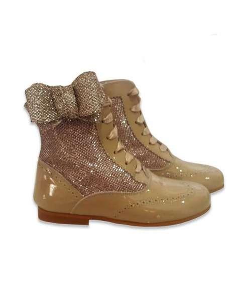 705a5c98d3a PASCUALAS Y BOTAS DE CHAROL BAMBI Tallas de calzado 19