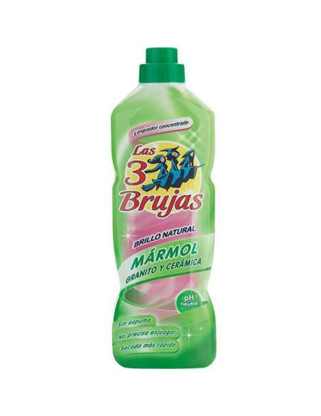 3WITCHES Cleaner for Marble & Granite 1 L