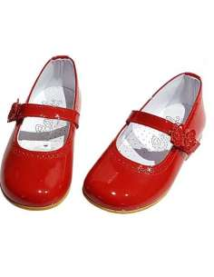 MARY JANES IN PATENT BAMBI...