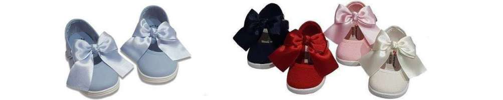 Spanish sandals and canvas for children