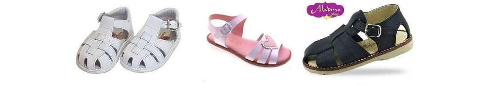Sandalias para niños por mayor